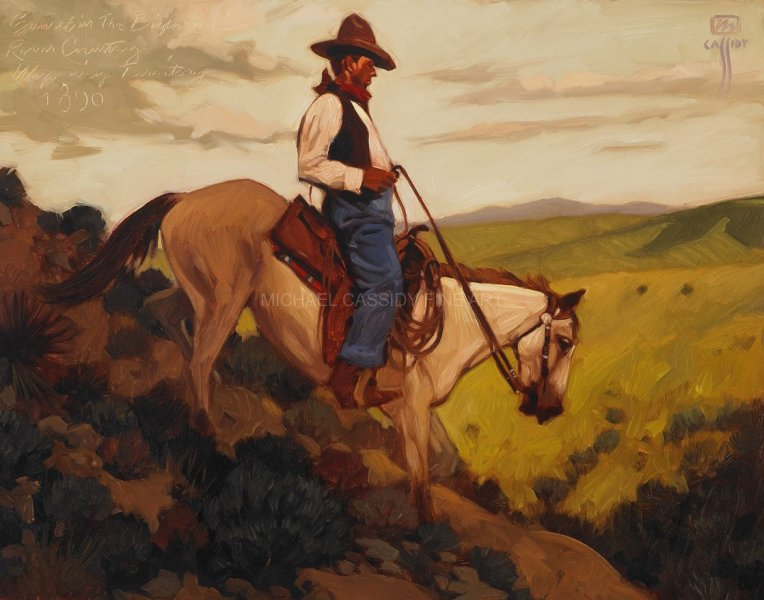 native american western art paintings