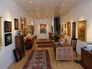 Grand Opening of the Michael Cassidy Bend Art Gallery