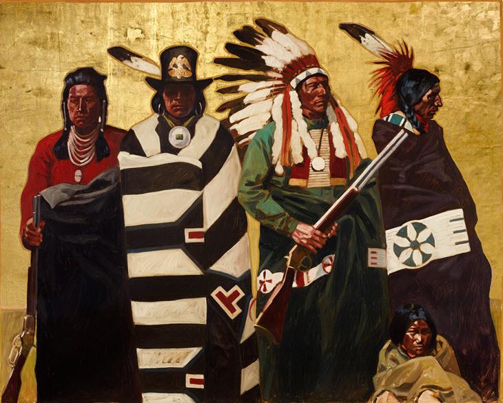 Four Chiefs